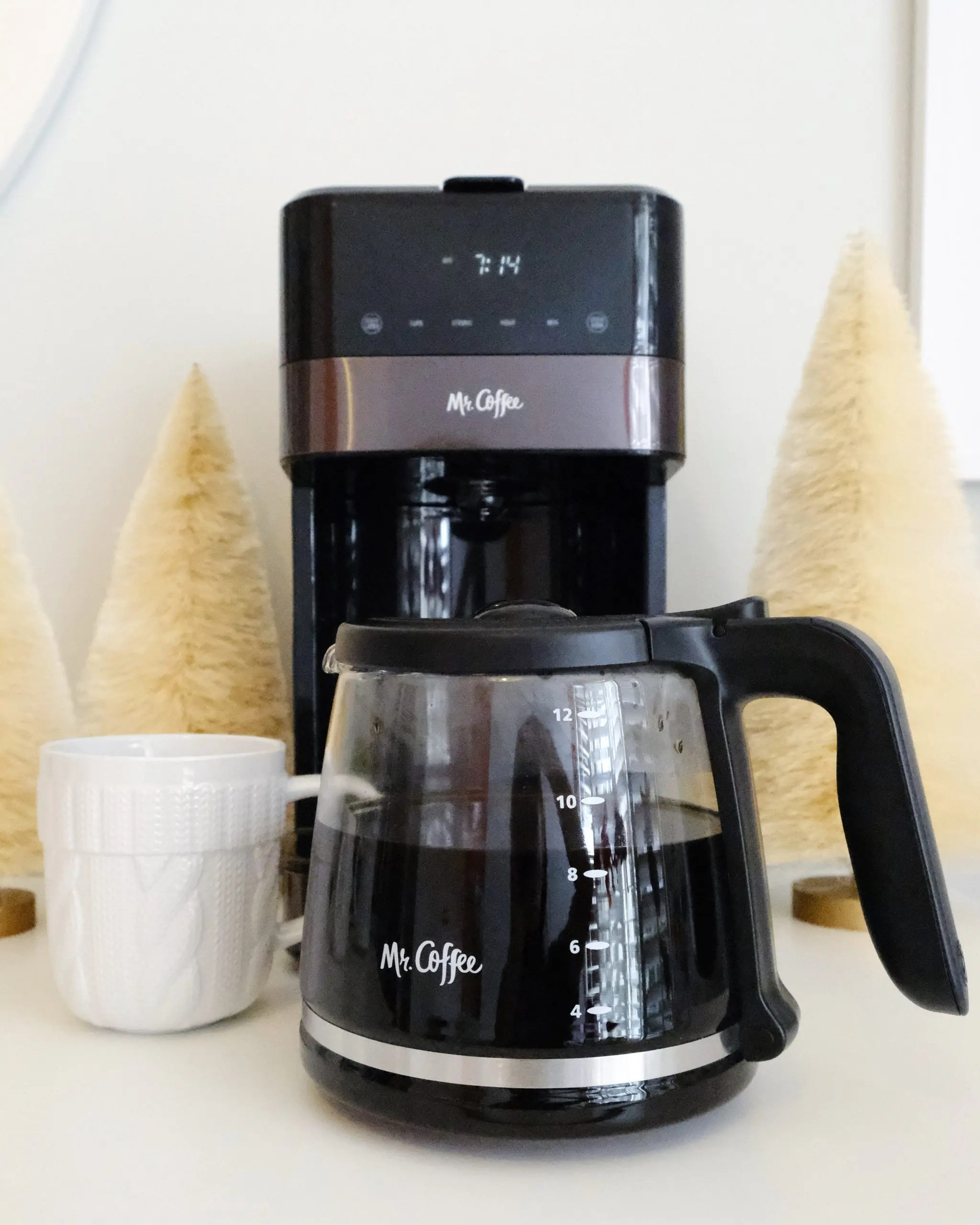 Mr Coffee Touch Coffeemaker At Walmart Walmart Finds