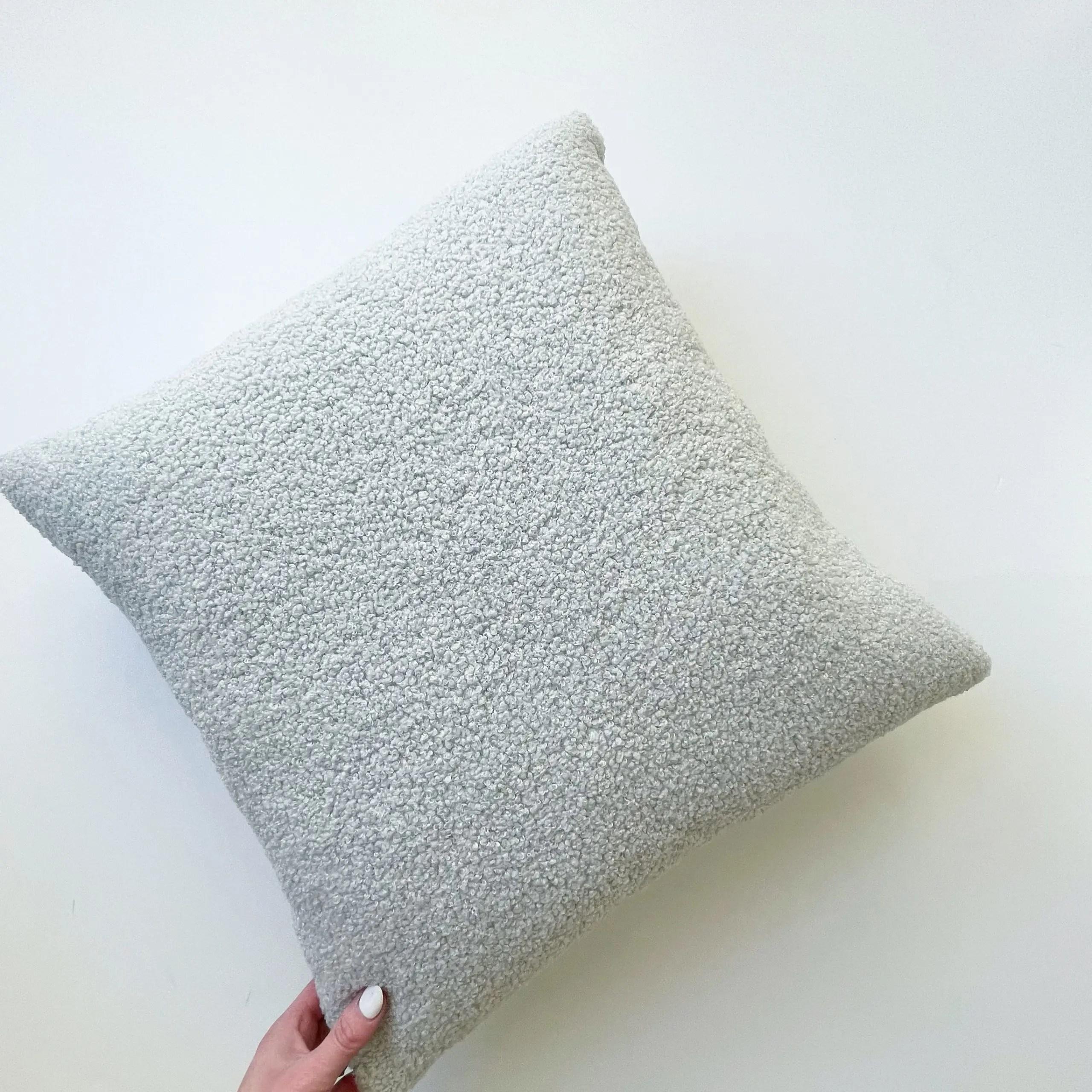 Better Homes & Gardens Sherpa Throw Pillow