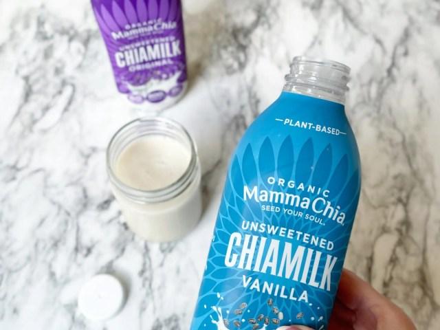 Mamma Chia Organic Chiamilk at Walmart