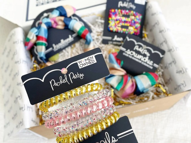 New Packed Party Hair Accessories at Walmart