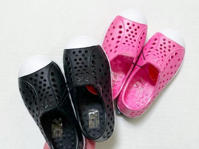 Wonder Nation Toddler Beach Sneakers