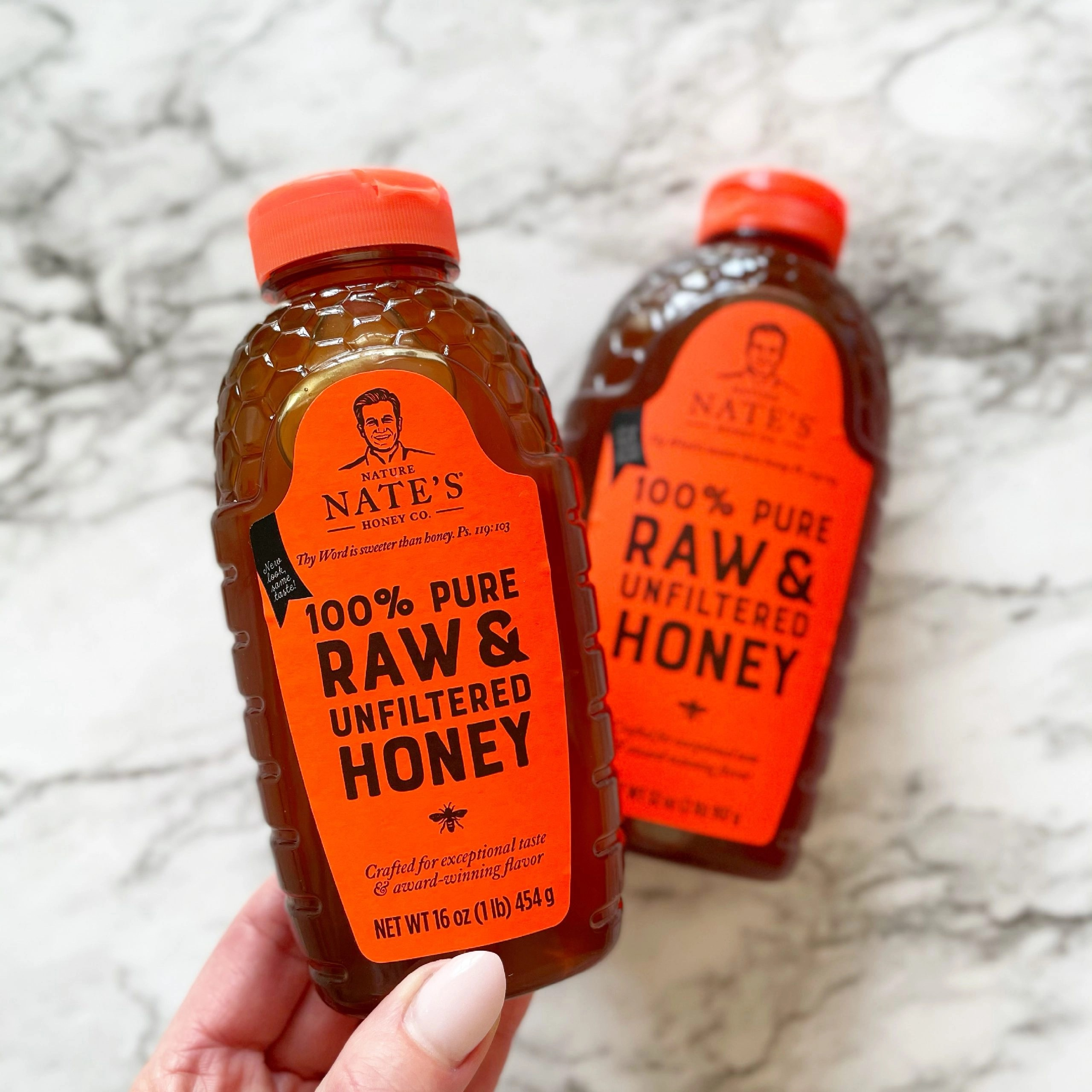 Nature Nate's Honey Co. raw & unfiltered honey