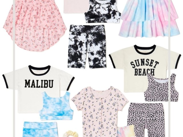 New THEME by Ariella Collection for Girls