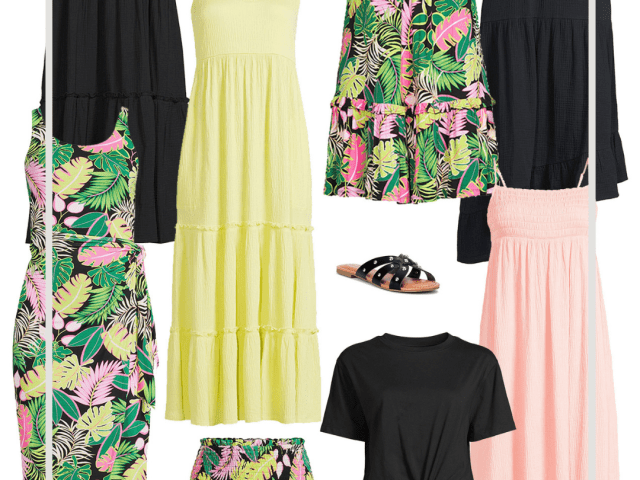 New Scoop Summer Styles – Vacation Vibes