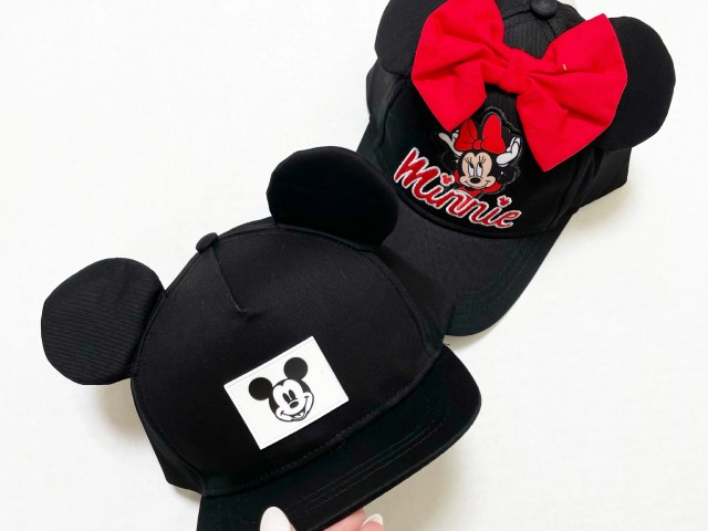 Disney Junior Mickey and Minnie Mouse Ears Hats