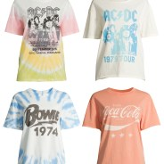 Scoop Graphic T-Shirts