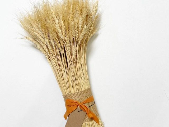 Better Homes & Gardens Ribboned Wheat Stack
