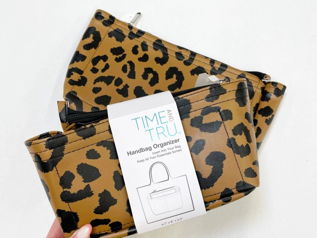 Time and Tru Handbag Organizers