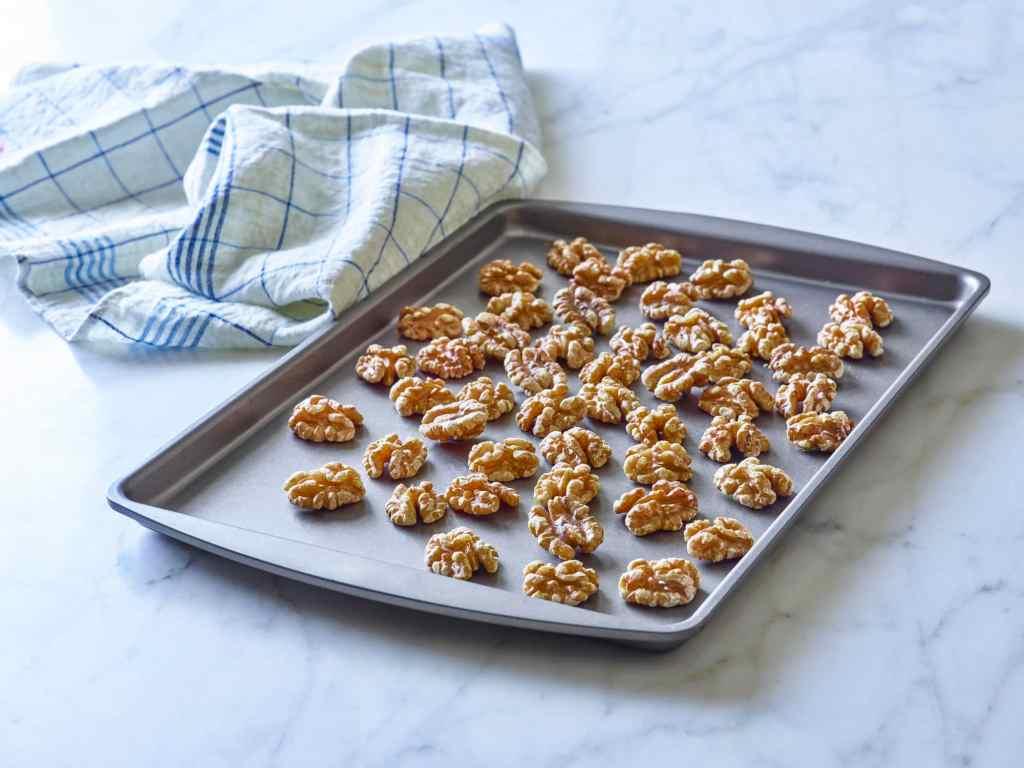 Toasted Walnuts Baking Sheet