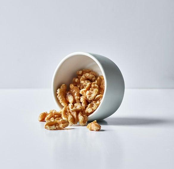 walnut bowl beauty