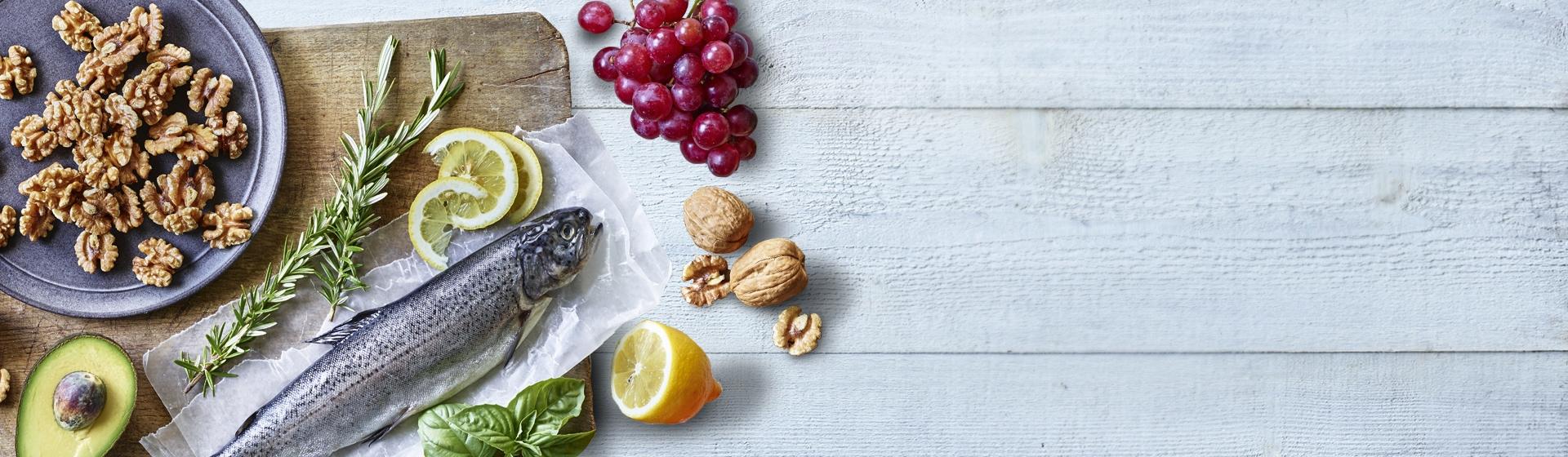 Mediterranean Diet Slider Walnuts