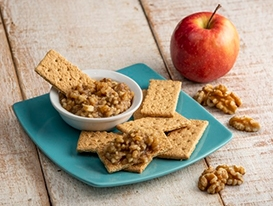 Walnut Apple Spread