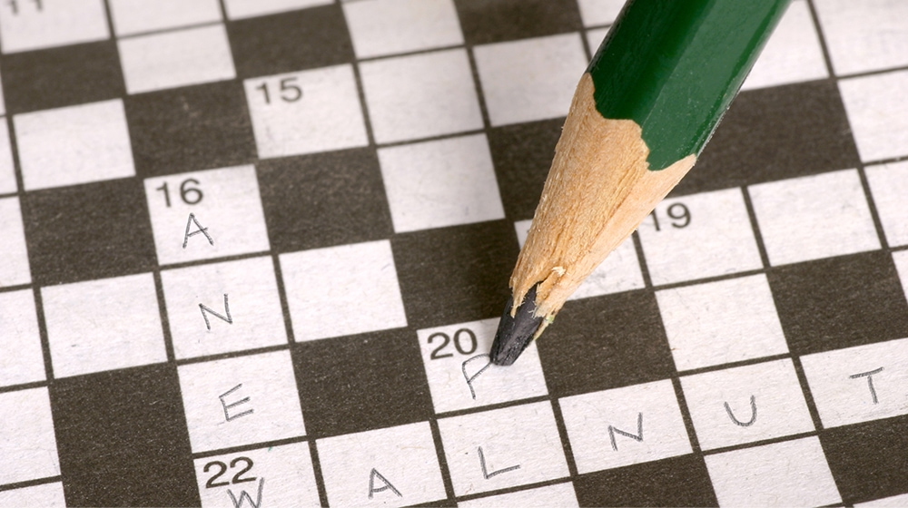 Crossword Brain Health