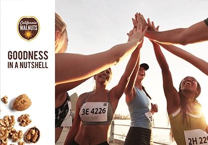 California Walnut Fitness Brochure