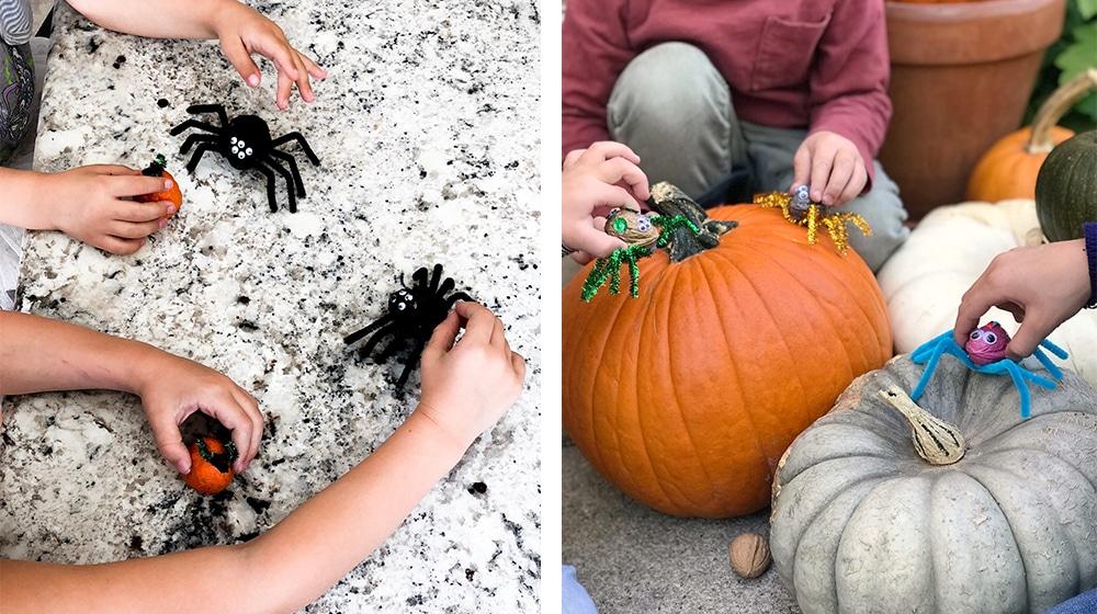 Walnut Halloween Crafts