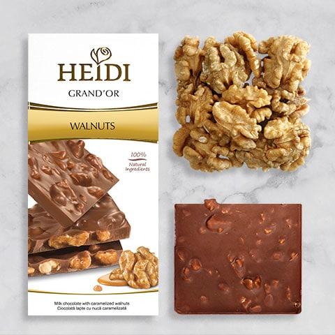Heidi Chocolate Bar