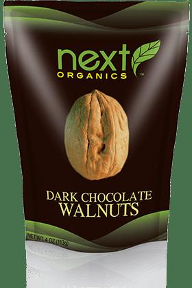 Next Organics Walnut Chocolate