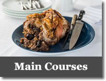 Walnut Main Course Recipes