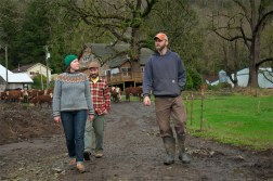 Touring Nehalem River Ranch