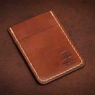 Salisbury handmade leather wallet