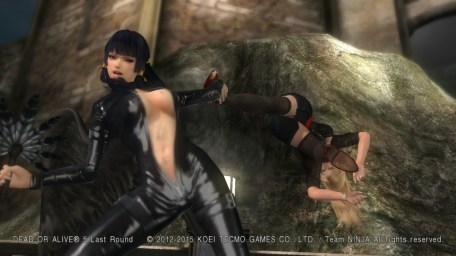 DEAD OR ALIVE 5 Last Round__57