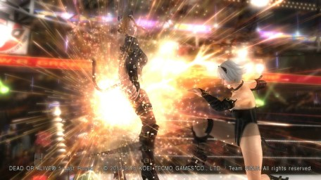 DEAD OR ALIVE 5 Last Round__8