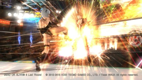 DEAD OR ALIVE 5 Last Round__91