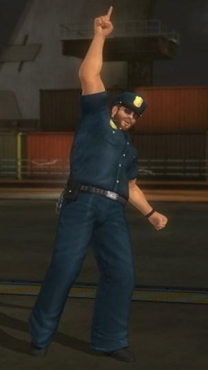 極悪警官B