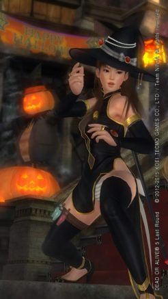 DEAD OR ALIVE 5 Last Round__117