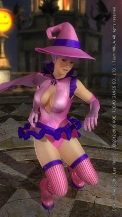 DEAD OR ALIVE 5 Last Round__140