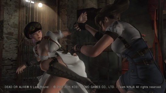 DEAD OR ALIVE 5 Last Round__25