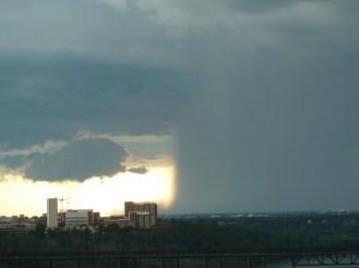 Summer storm.