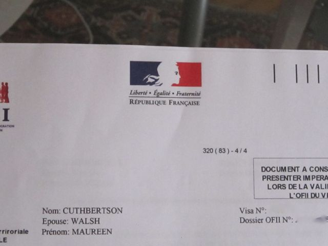 Finally Legal In France Or Where Oh Where Is My OFII