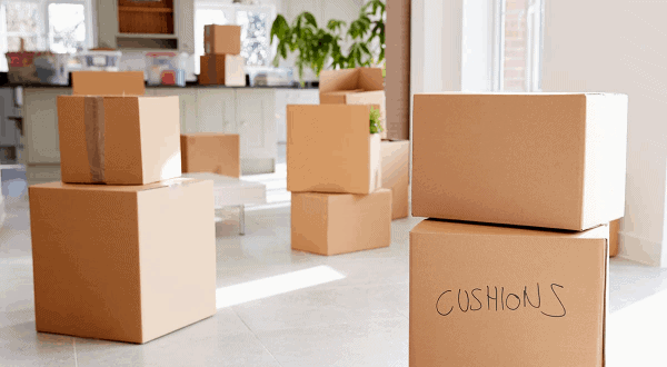 Moving box labels