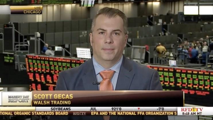 Scott Gecas Market Day Report