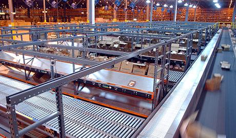 Target Distribution Center Illinois
