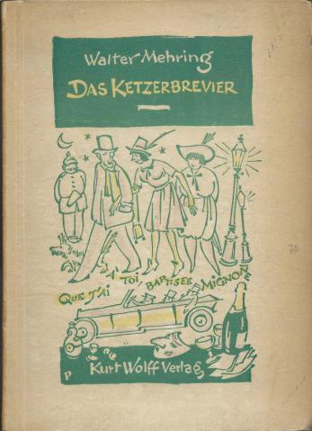 Das Ketzerbrevier (1921)