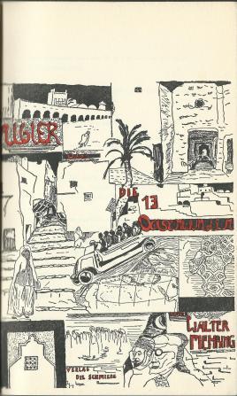 Algier oder Die 13 Oasenwunder (1925)
