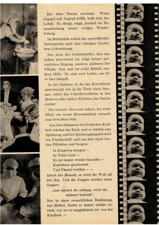 Das Lied vom Leben - Filmprogramm, S. 5