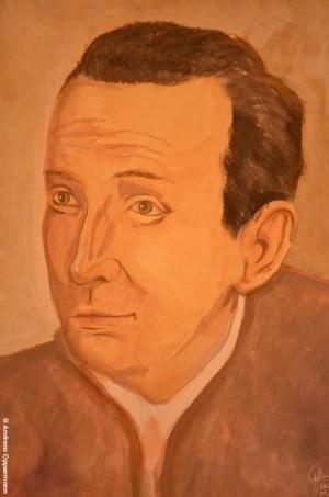 Porträt von Helmut Hahn