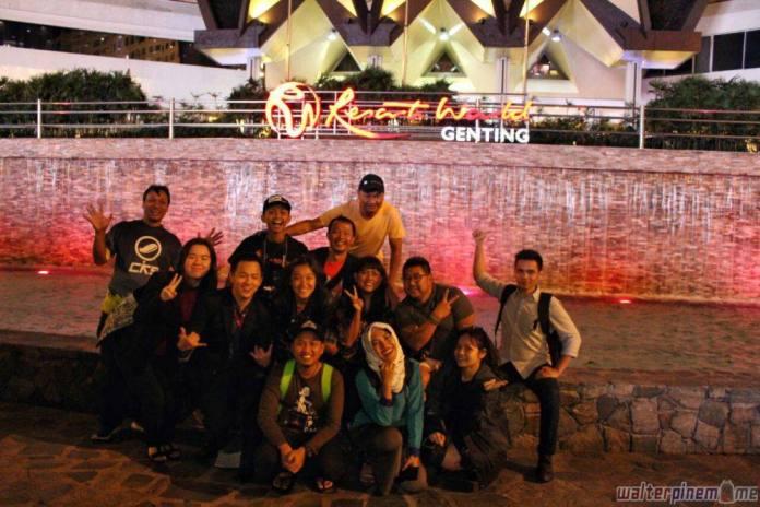 Famtrip Genting Highlands 2017, Kuala Lumpur, Malaysia - 8