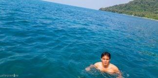 pulau sebuku besar - snorkeling sebuku - wisata lampung selatan