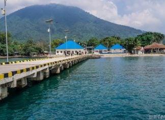 Pulau Sebesi - 1