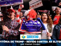 Vitória de Trump – Revide contra as elites (por Alastair Crooke)