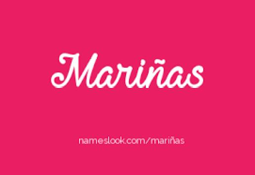 MARIñAS