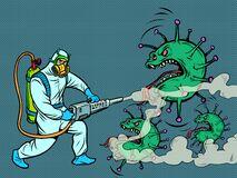 disinfection-rampaging-covid-coronavirus