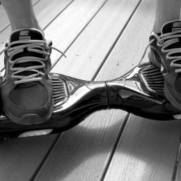 Heelys Then, Hoverboards Now