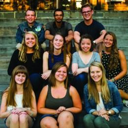 Meet This Year's Waltonian Editors