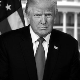 President Donald J. Trump, who took office on Friday, Jan. 20.