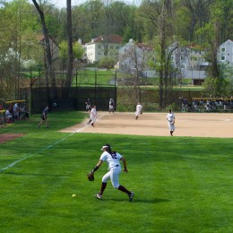 EU Softball vs. Misericordia University.